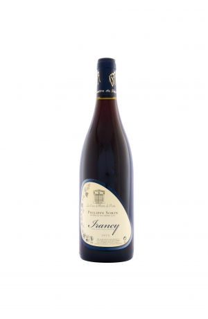 Irancy rouge 2015 Domaine Sorin